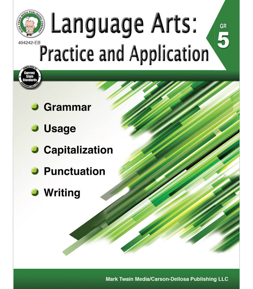Language Arts: Practice and Application Resource Book Product Image