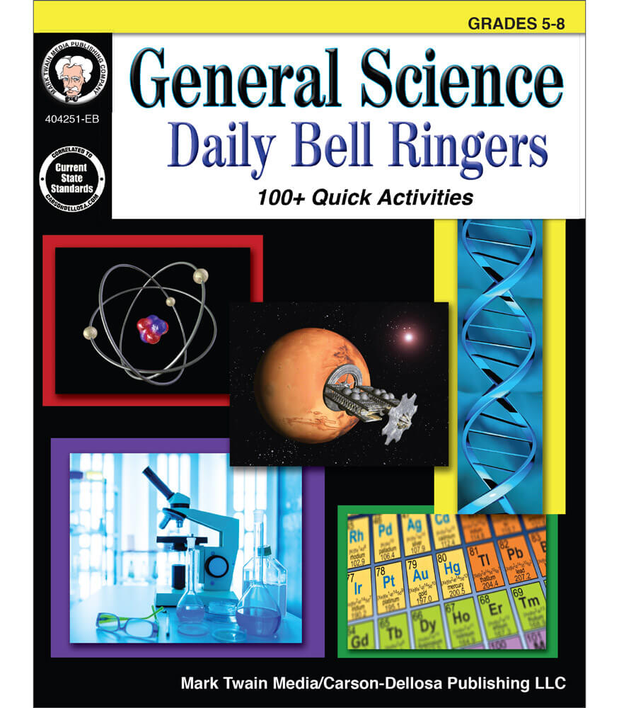 General Science Resource Book Product Image