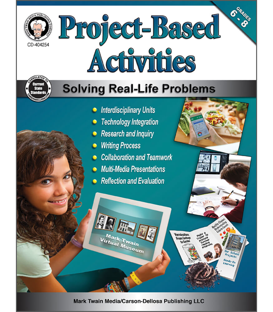Project-Based Activities Resource Book Product Image