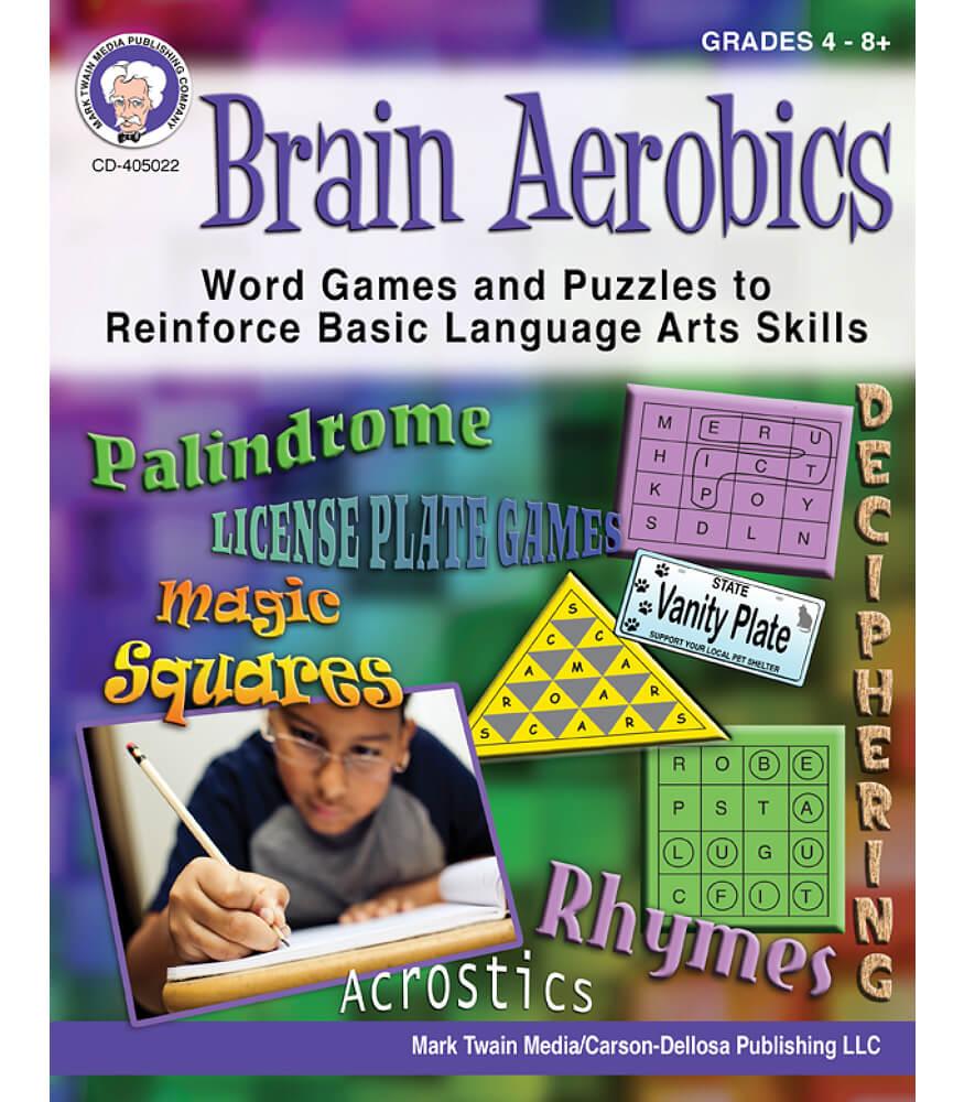 Brain Aerobics Workbook Product Image