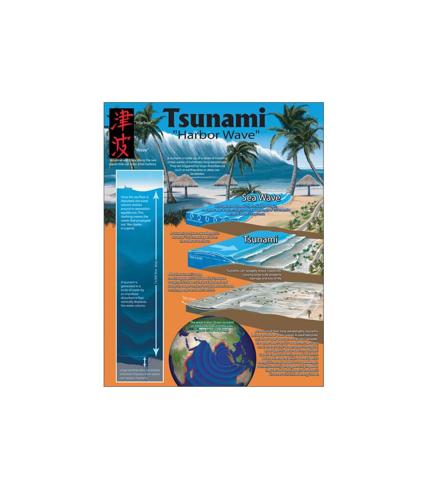 Tsunami Chart Product Image