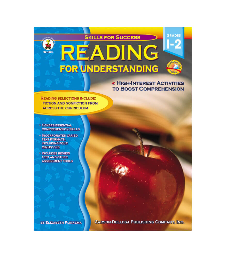 Reading for Understanding Resource Book Product Image