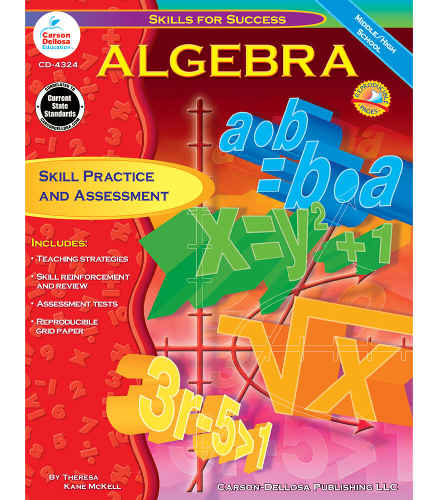 Algebra Resource Book Product Image