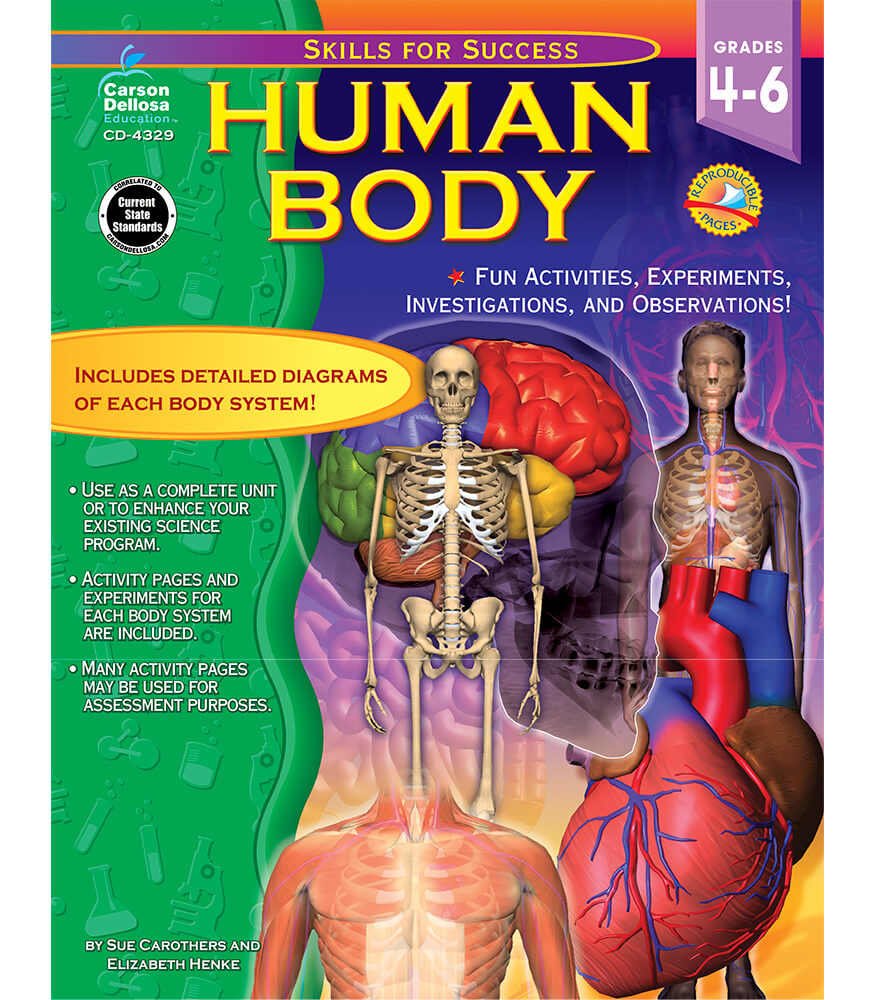 Human Body Resource Book Product Image