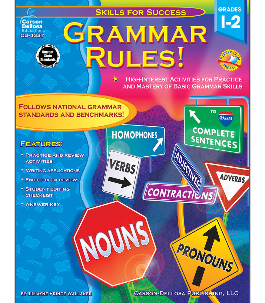 Grammar Rules! Resource Book Product Image