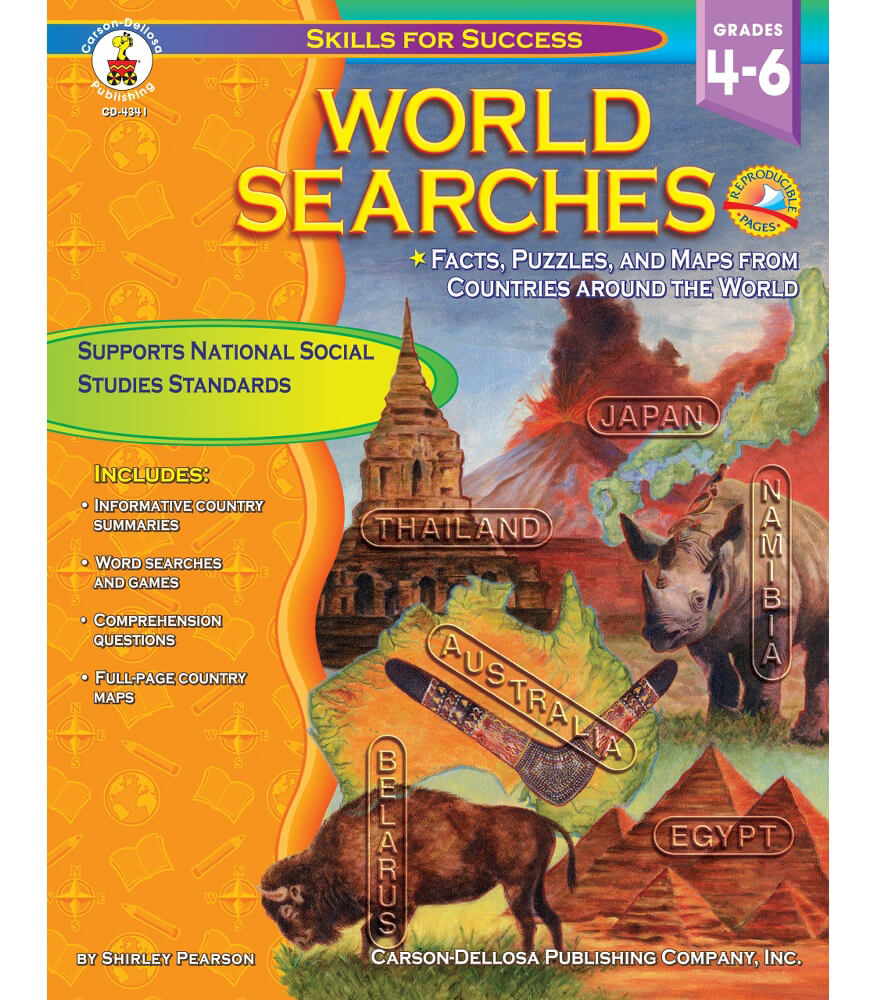 World Searches Resource Book Product Image