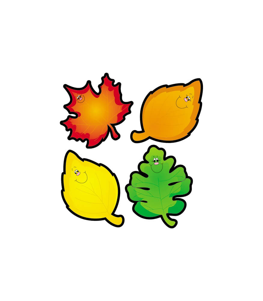 Leaves Assorted Cut-Outs Product Image