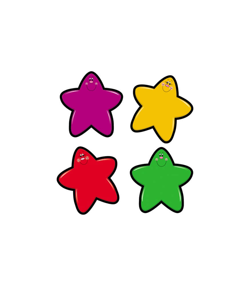 Stars Assorted Cut-Outs Product Image