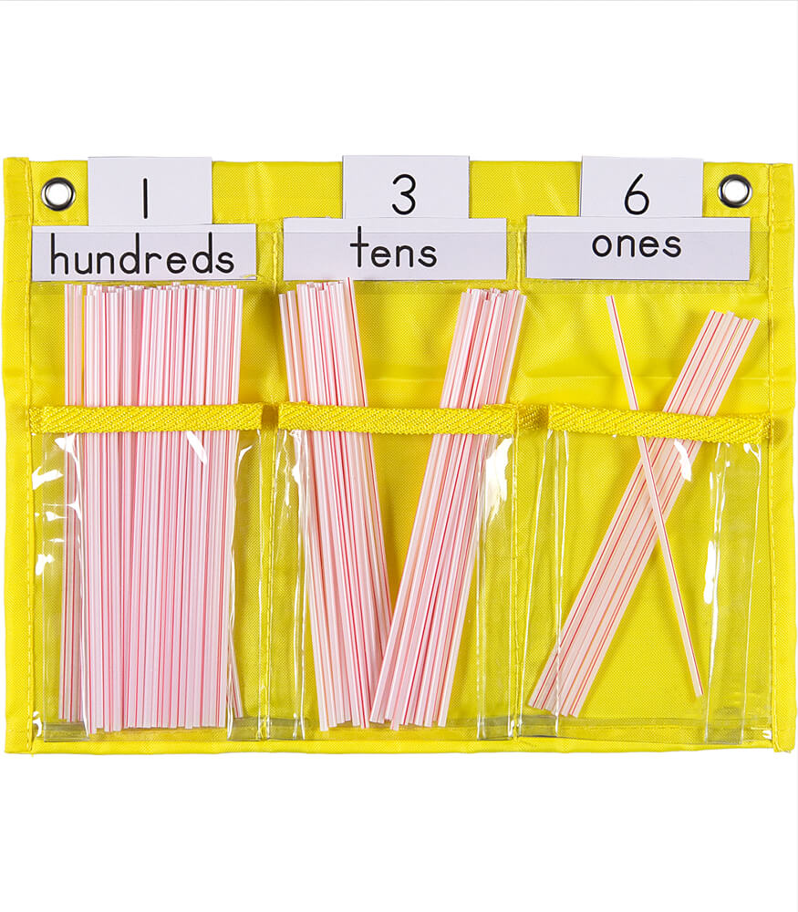 Counting Caddie Pocket Chart Product Image