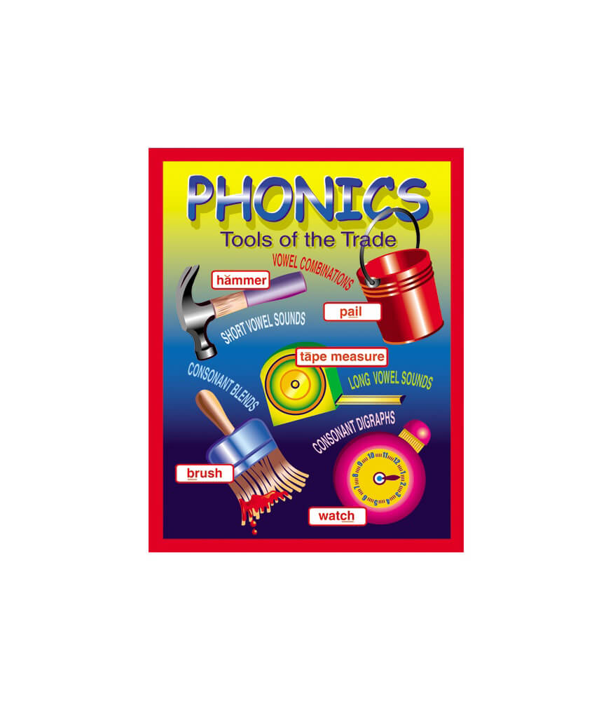 Phonics Chart Product Image