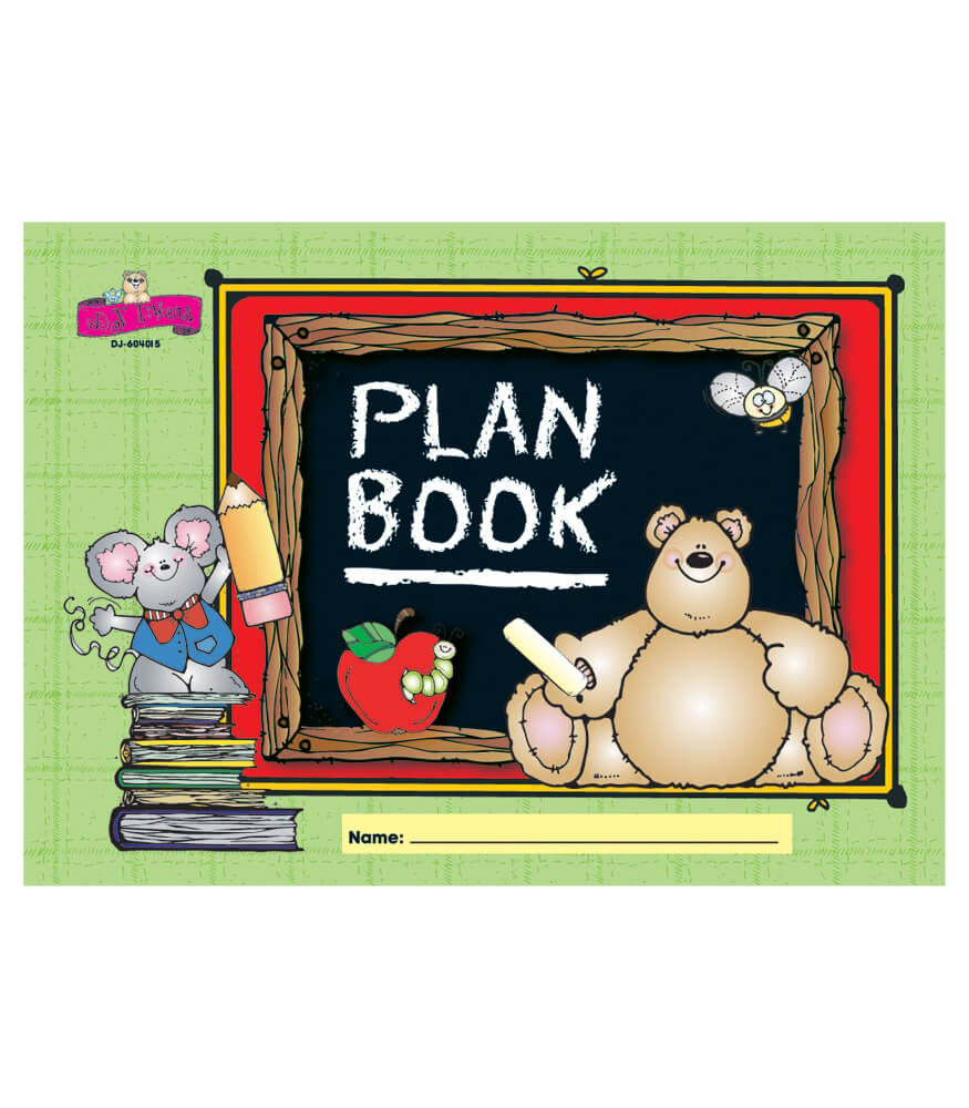 DJ Inkers Plan Book
