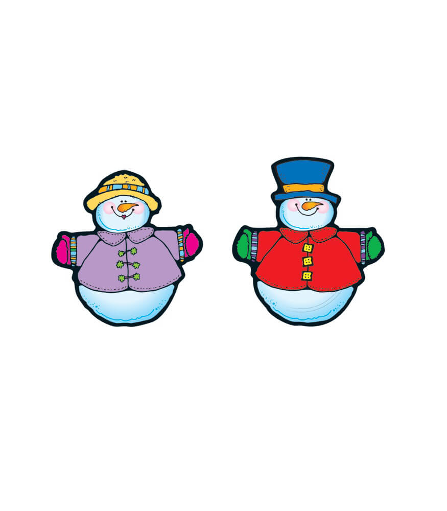 Snow Pals Cut-Outs Product Image
