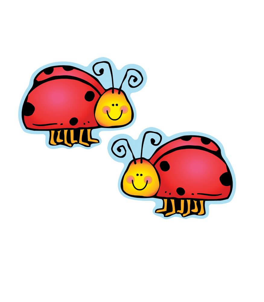 Ladybugs Cut-Outs Product Image
