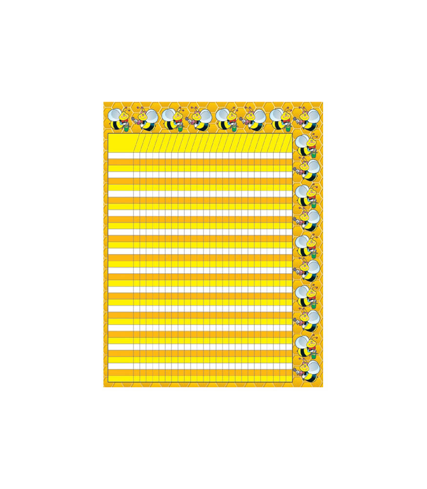Bees Incentive Chart Product Image