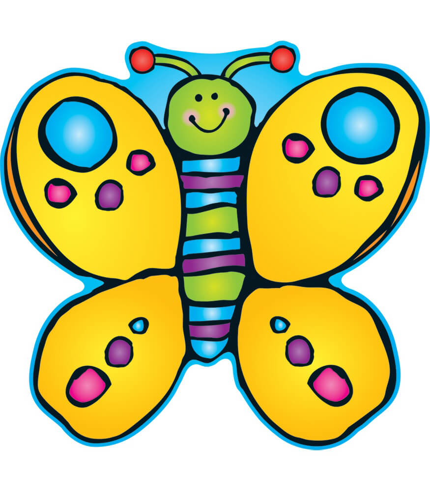 Butterfly Two-Sided Decoration Product Image