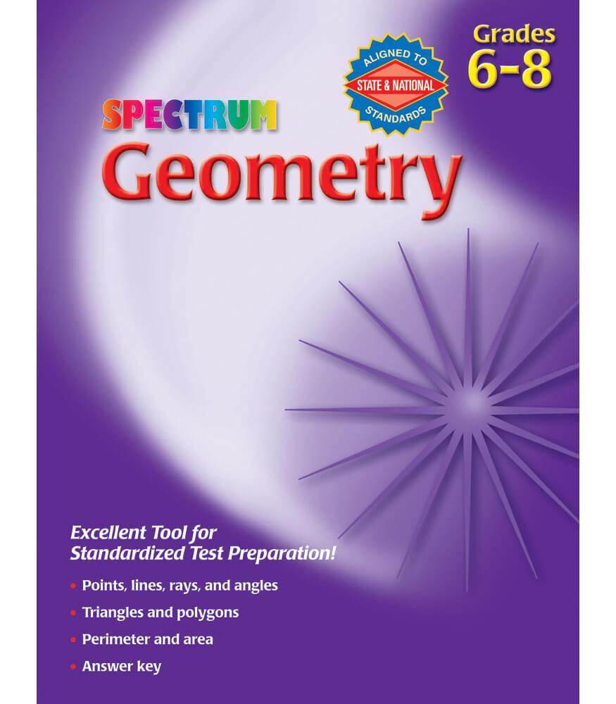 Geometry Workbook Product Image
