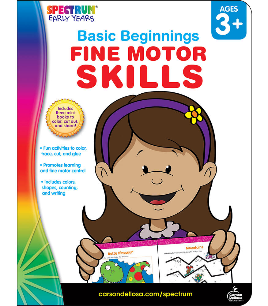 Fine Motor Skills Activity Book Product Image