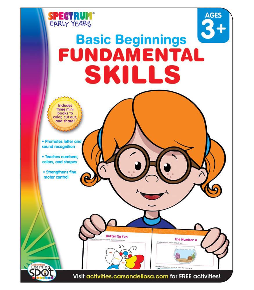 Fundamental Skills Activity Book Product Image