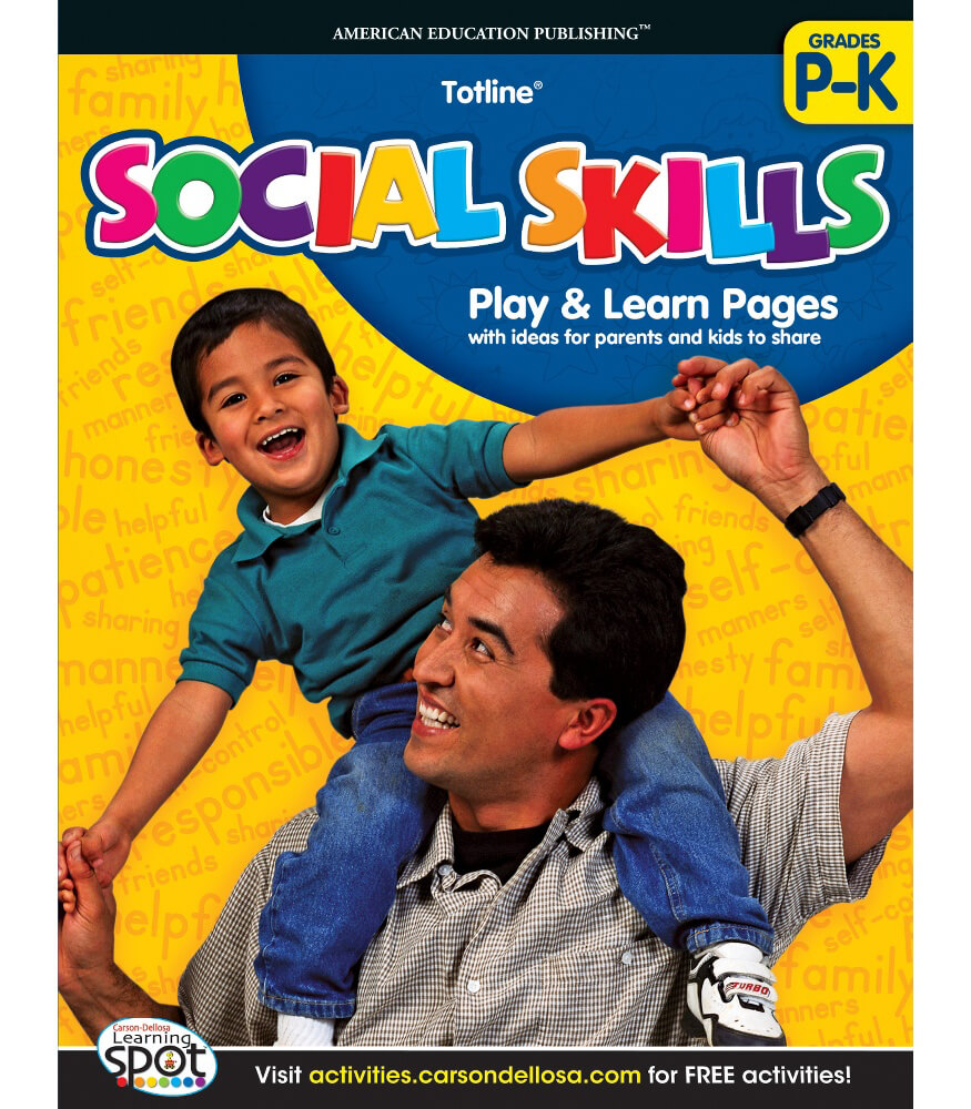 Social Skills Workbook Product Image