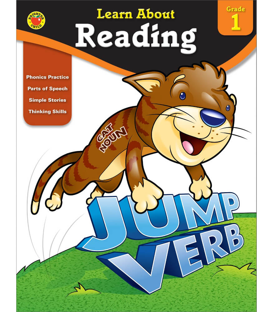 Reading Workbook Product Image