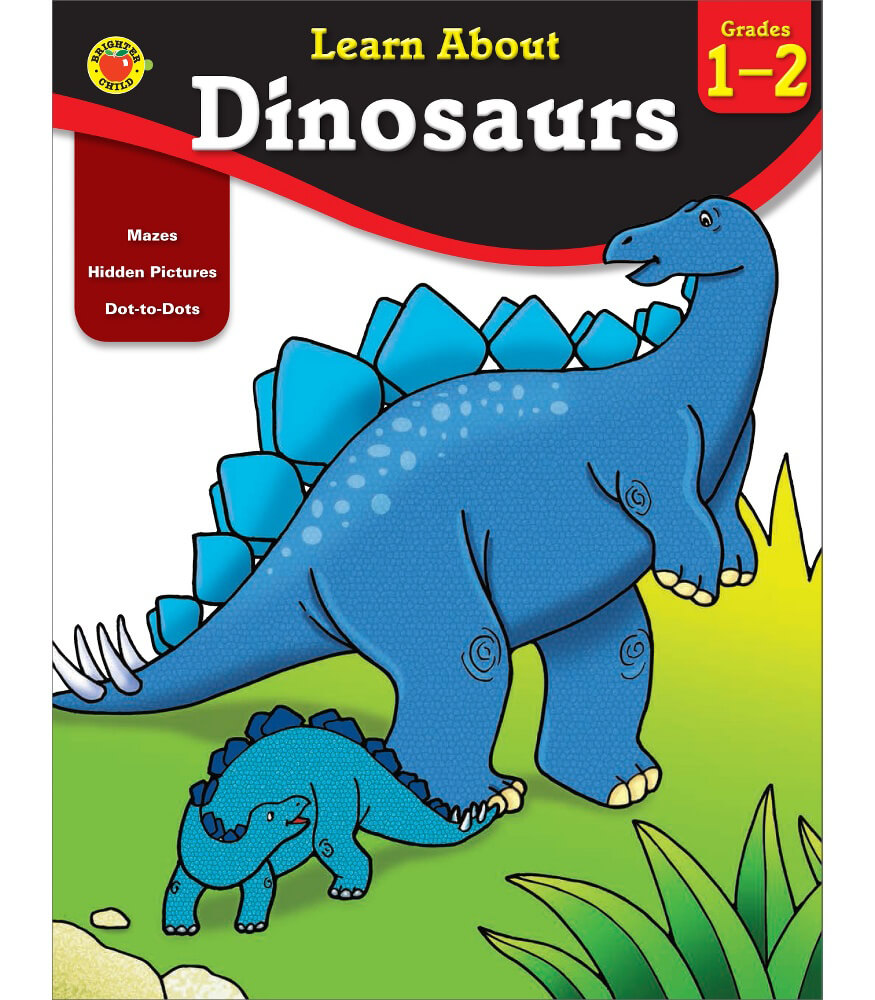 Dinosaurs Workbook Product Image