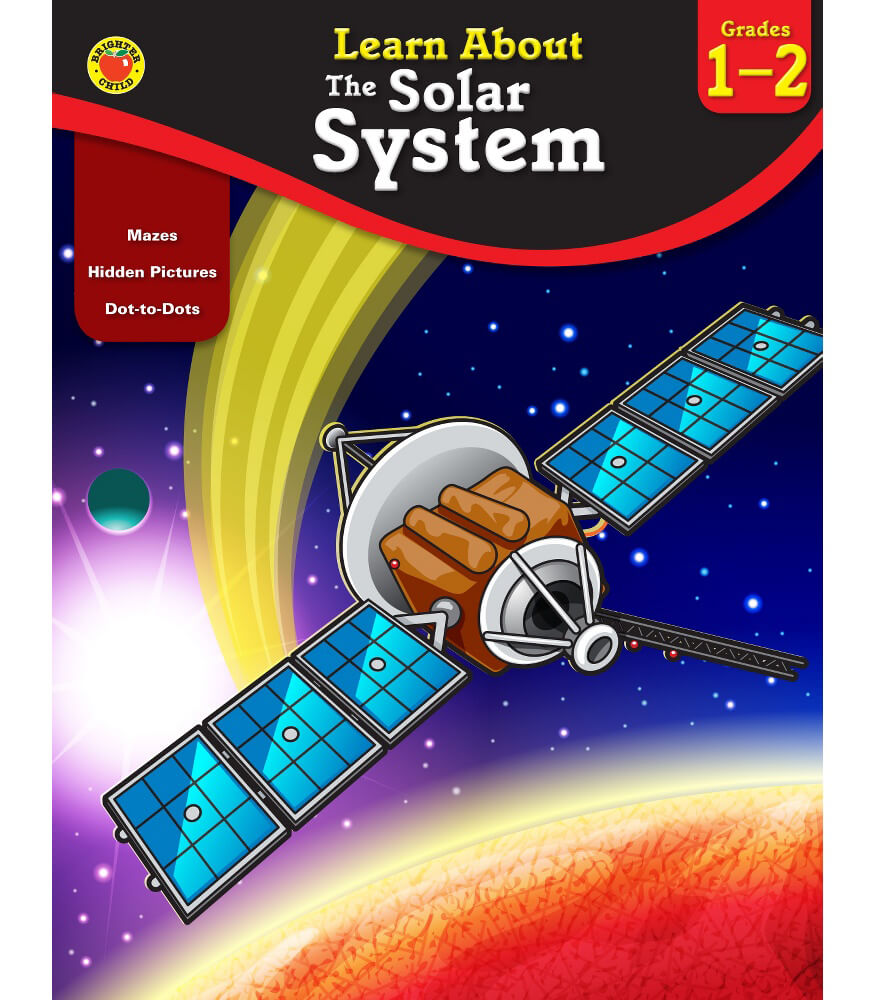 The Solar System Workbook Product Image