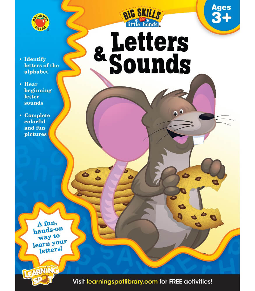 Letters & Sounds Workbook Product Image