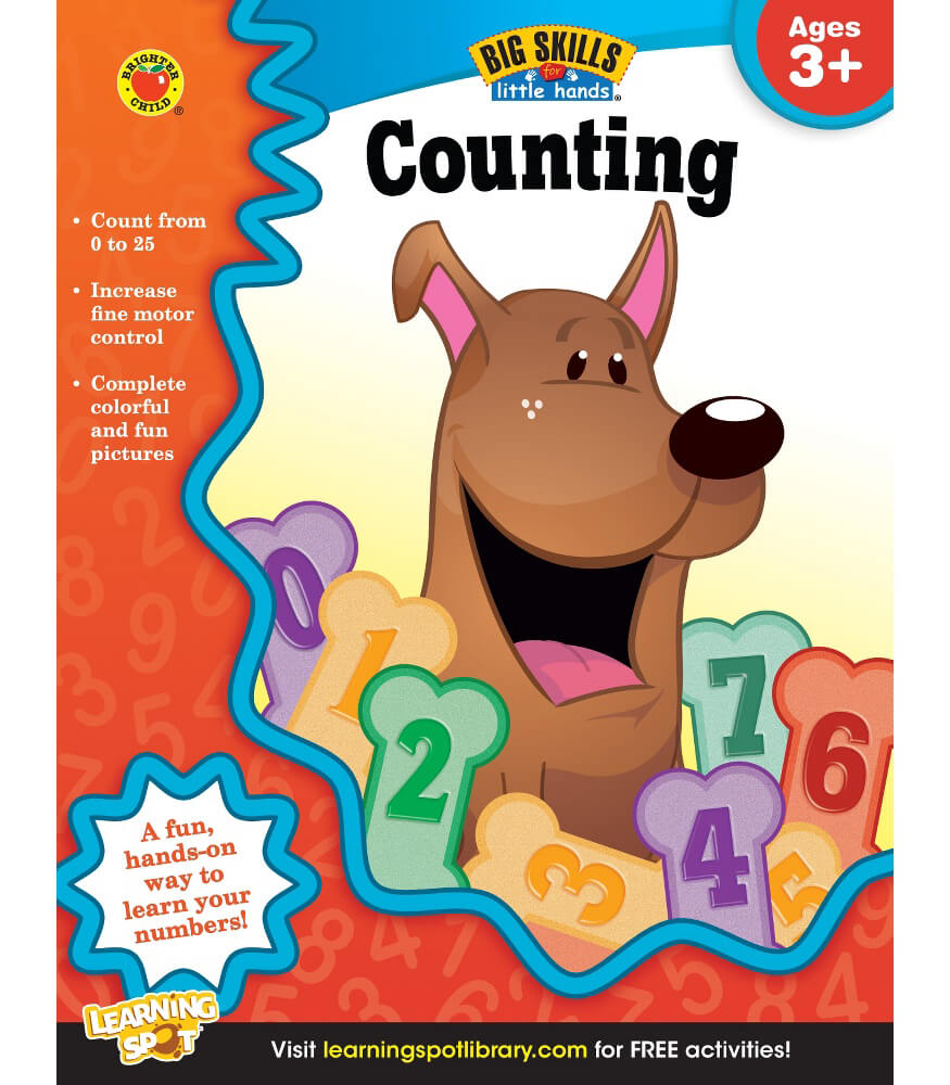 Counting Workbook Product Image
