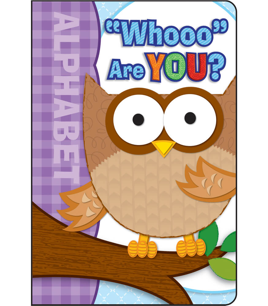 Whooo Are You?  Board Book Product Image
