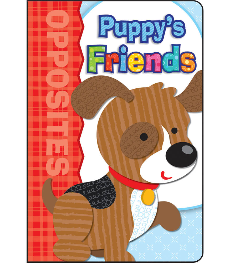 Puppy's Friends Board Book Product Image