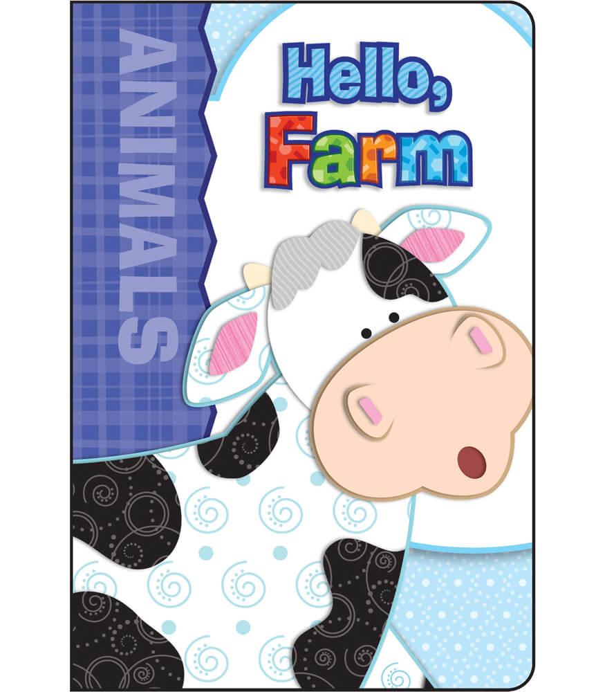 Hello, Farm Board Book Product Image