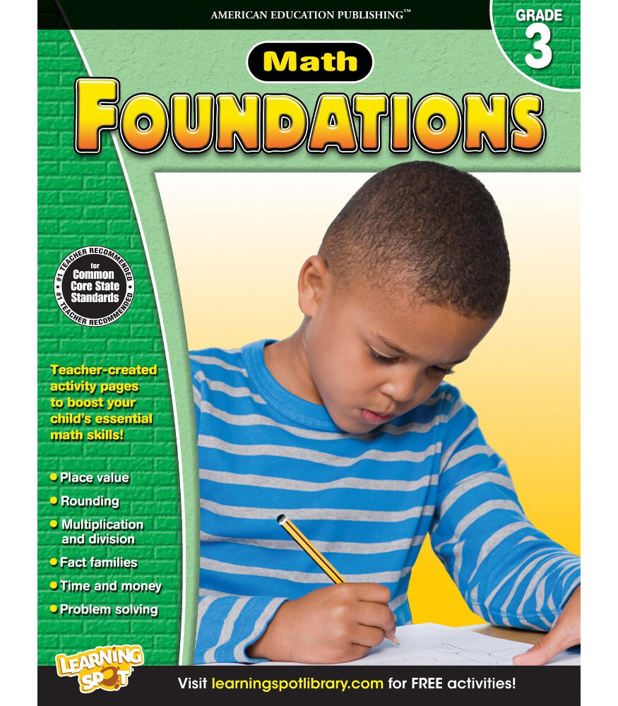 Math Foundations Workbook