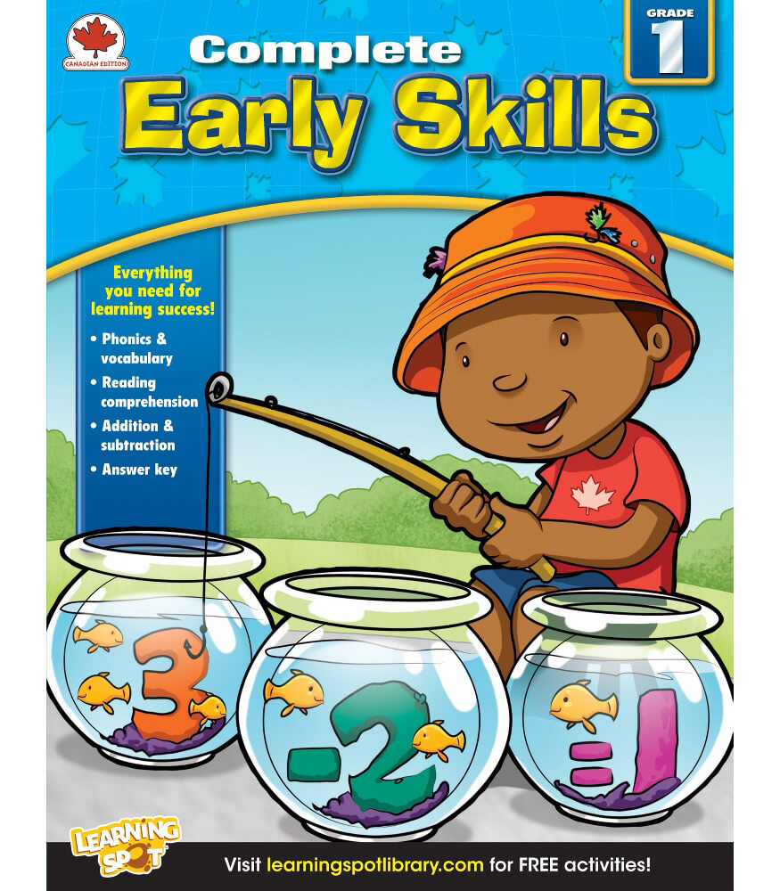 Early Skills Workbook Product Image