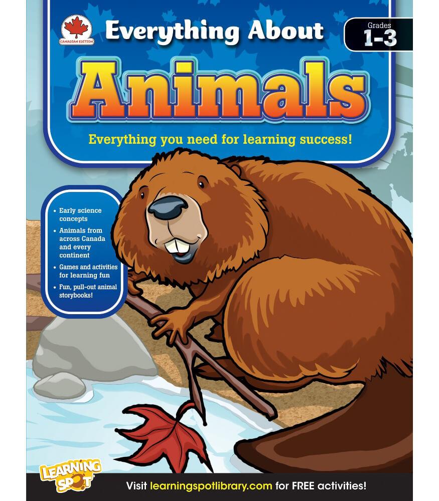 Animals Workbook Product Image