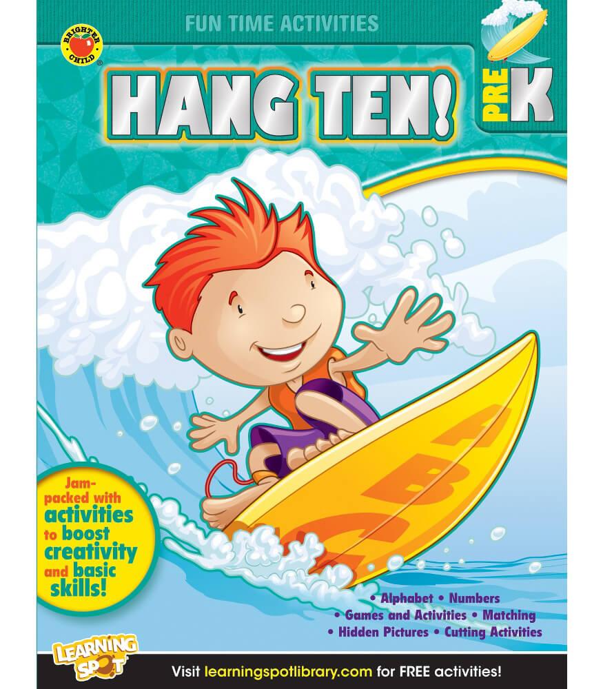 Hang Ten! Activity Book Product Image