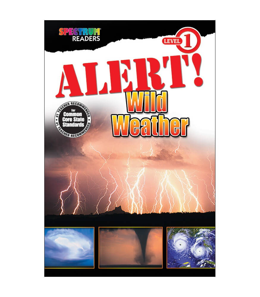 Alert! Wild Weather Reader Product Image