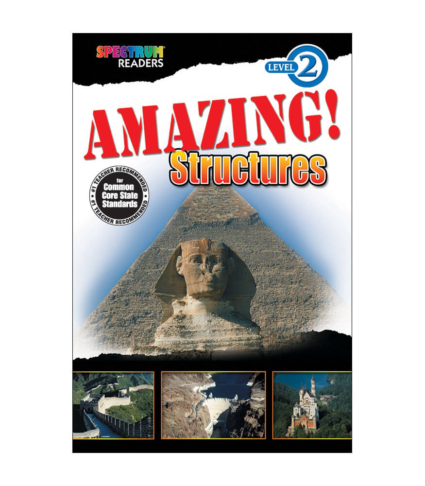 Amazing! Structures Reader Product Image