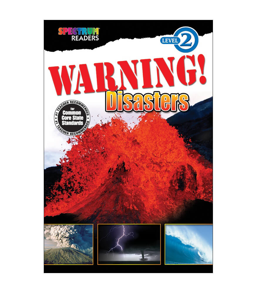 Warning! Disasters Reader Product Image