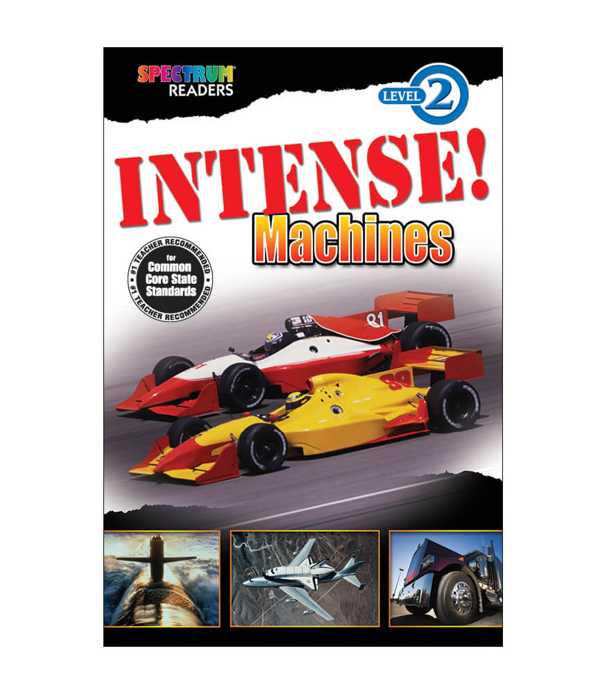 Intense! Machines Reader Product Image