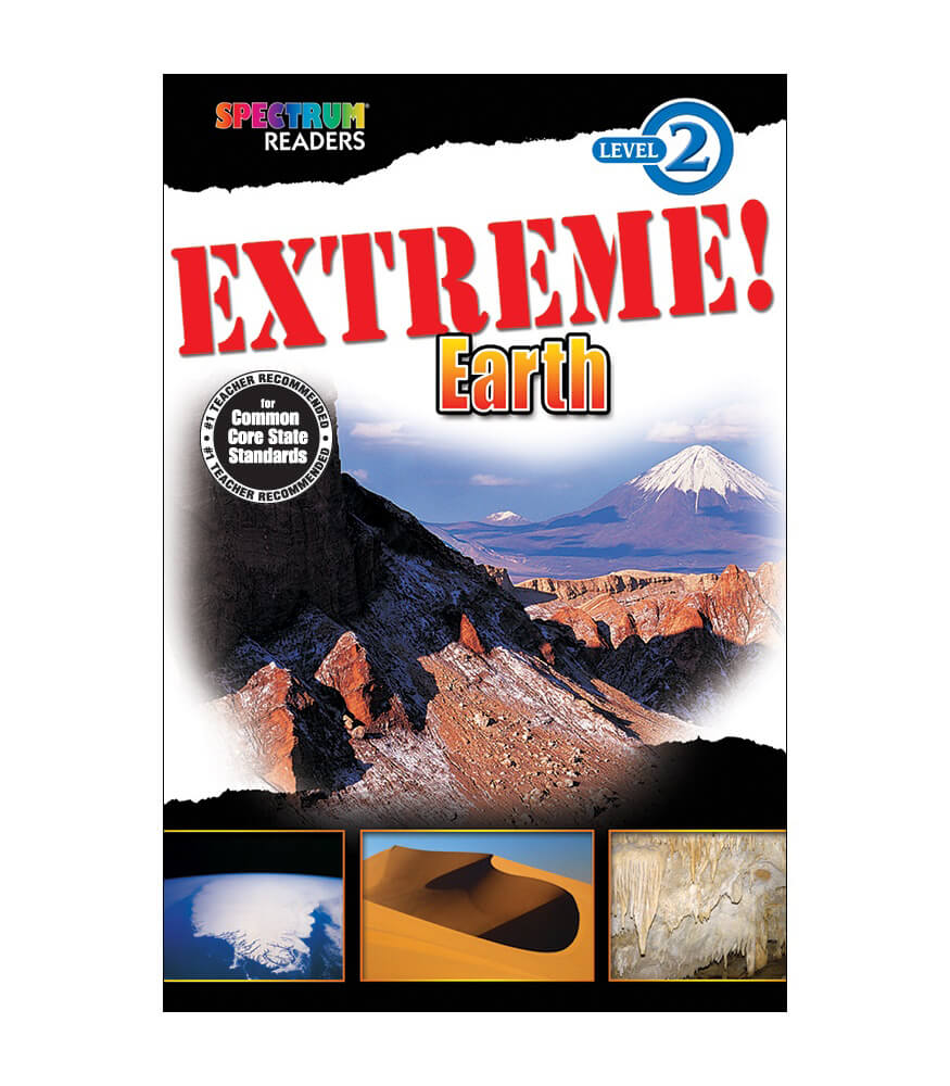 Extreme! Earth Reader Product Image