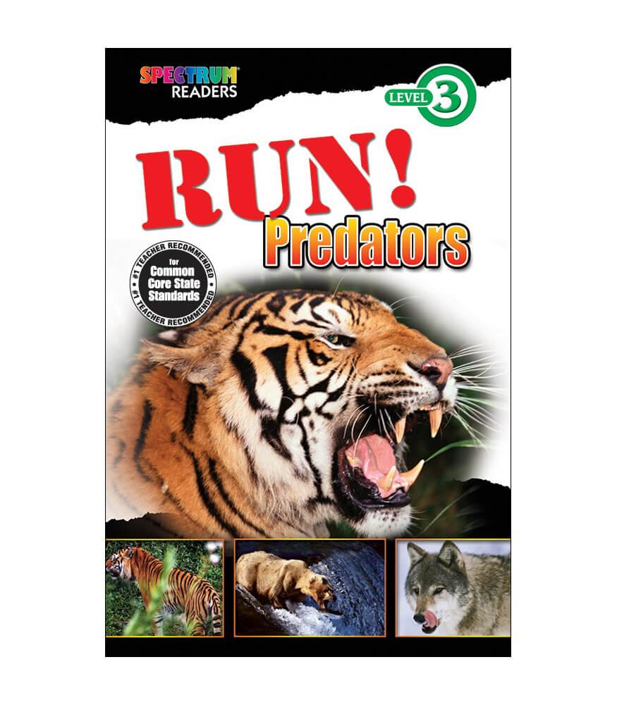 Run! Predators Reader Product Image