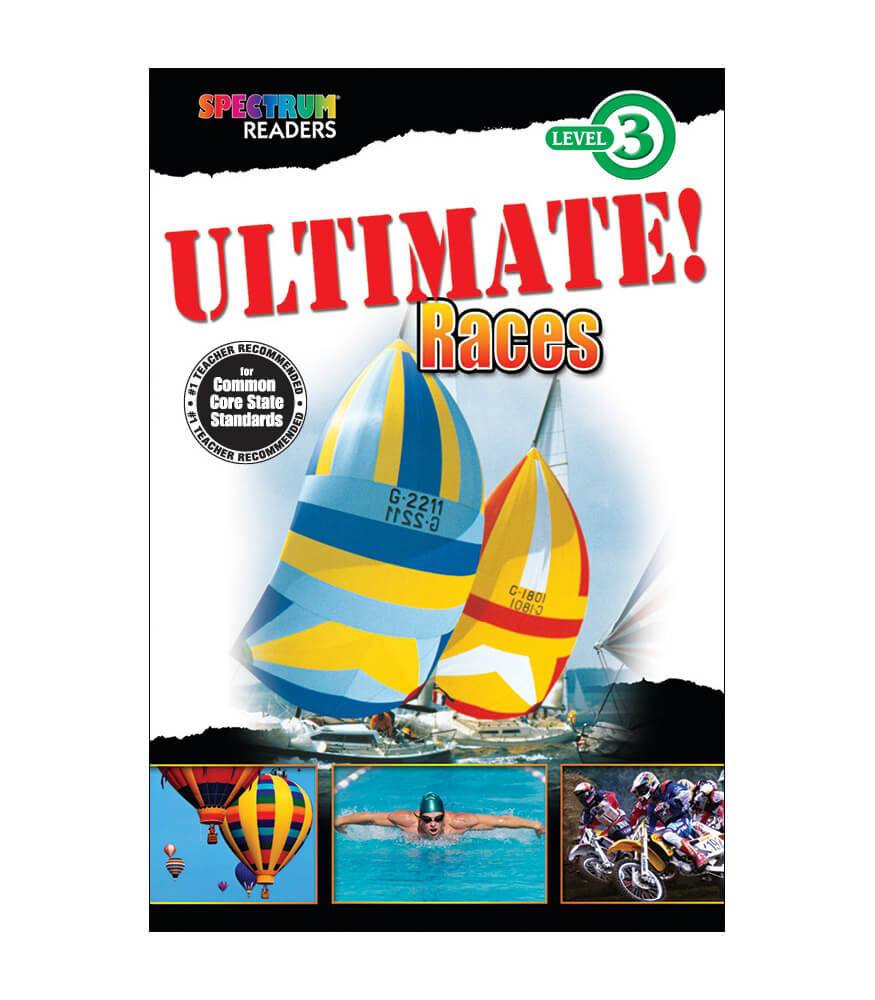 Ultimate! Races Reader Product Image