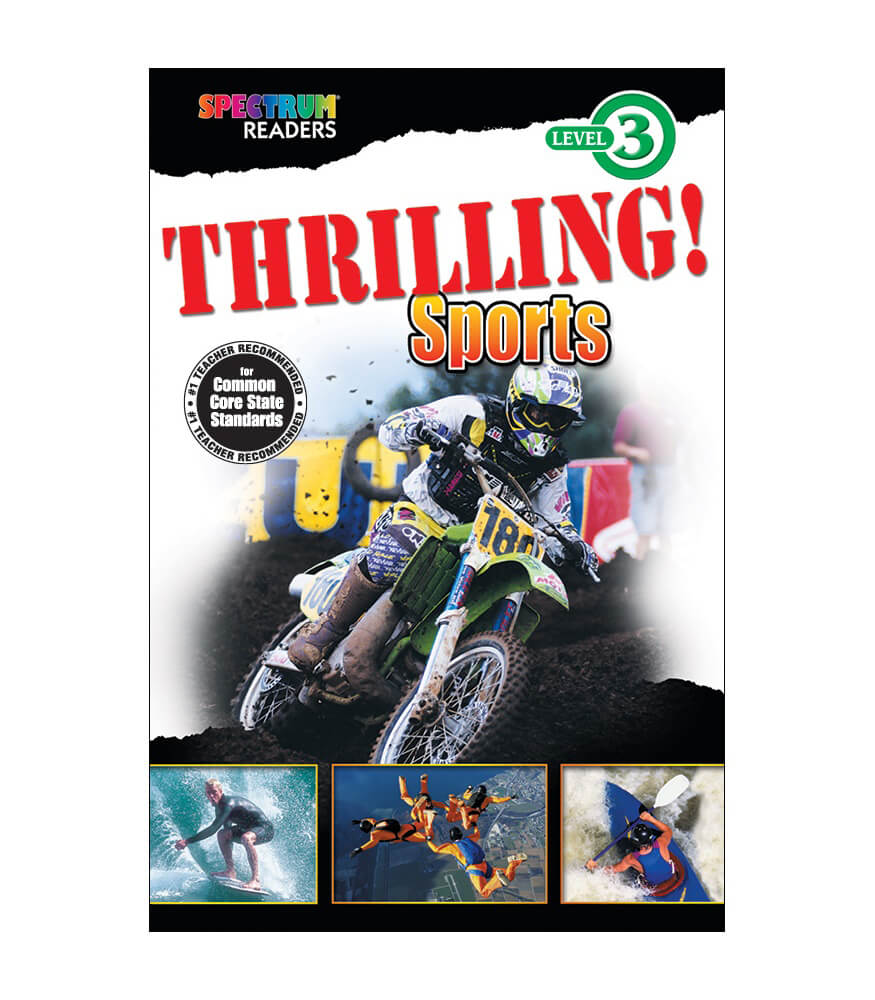 Thrilling! Sports Reader Product Image