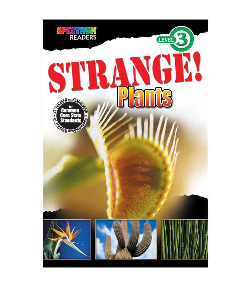Strange! Plants Reader Product Image