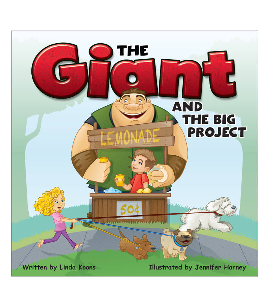 The Giant and the Big Project Storybook Product Image