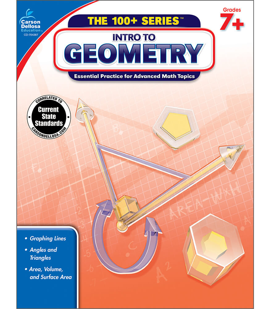Intro to Geometry Workbook Product Image