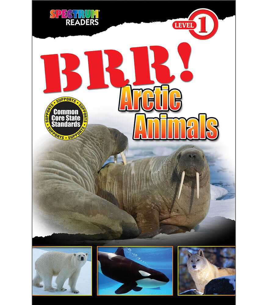 BRR! Arctic Animals Reader Product Image