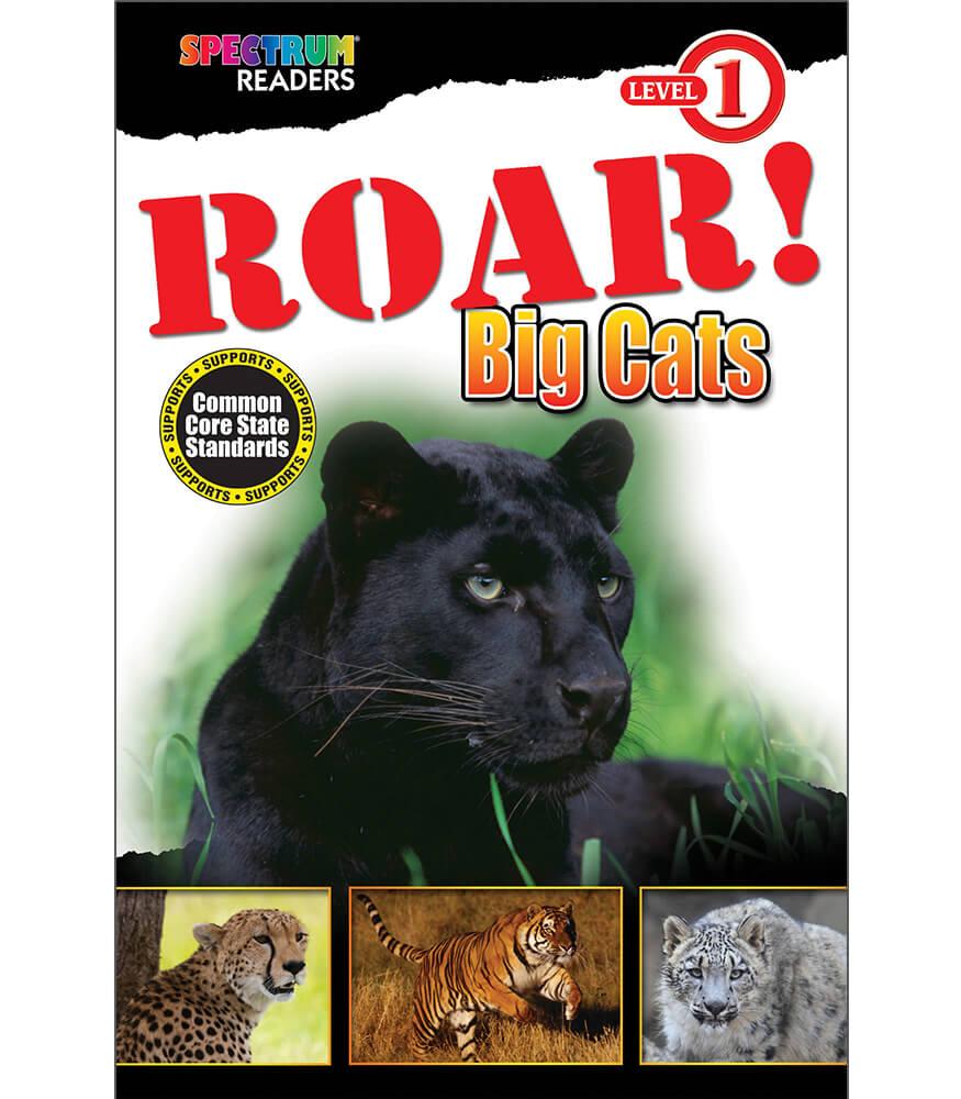 ROAR! Big Cats Reader Product Image