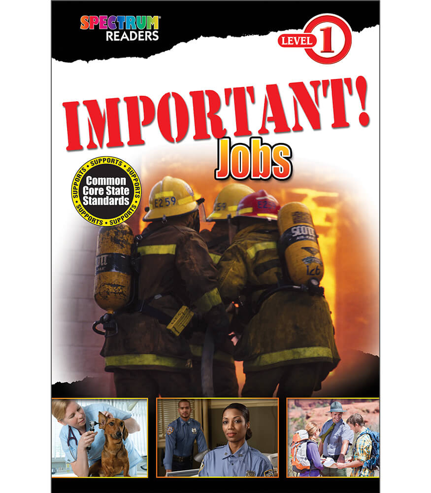 IMPORTANT! Jobs Reader Product Image