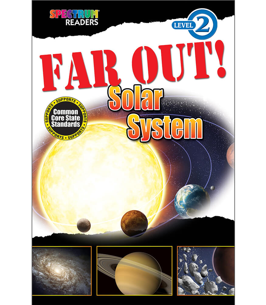 FAR OUT! Solar System Reader Product Image